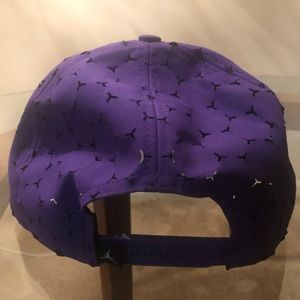 Nike Accessories - Purple Charlotte Hornets Hat